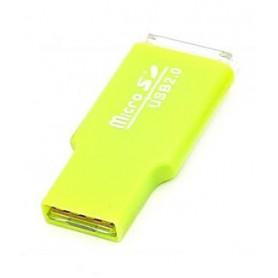مموری ریدر تک کاره Micro SD USB 2.0 طرح C