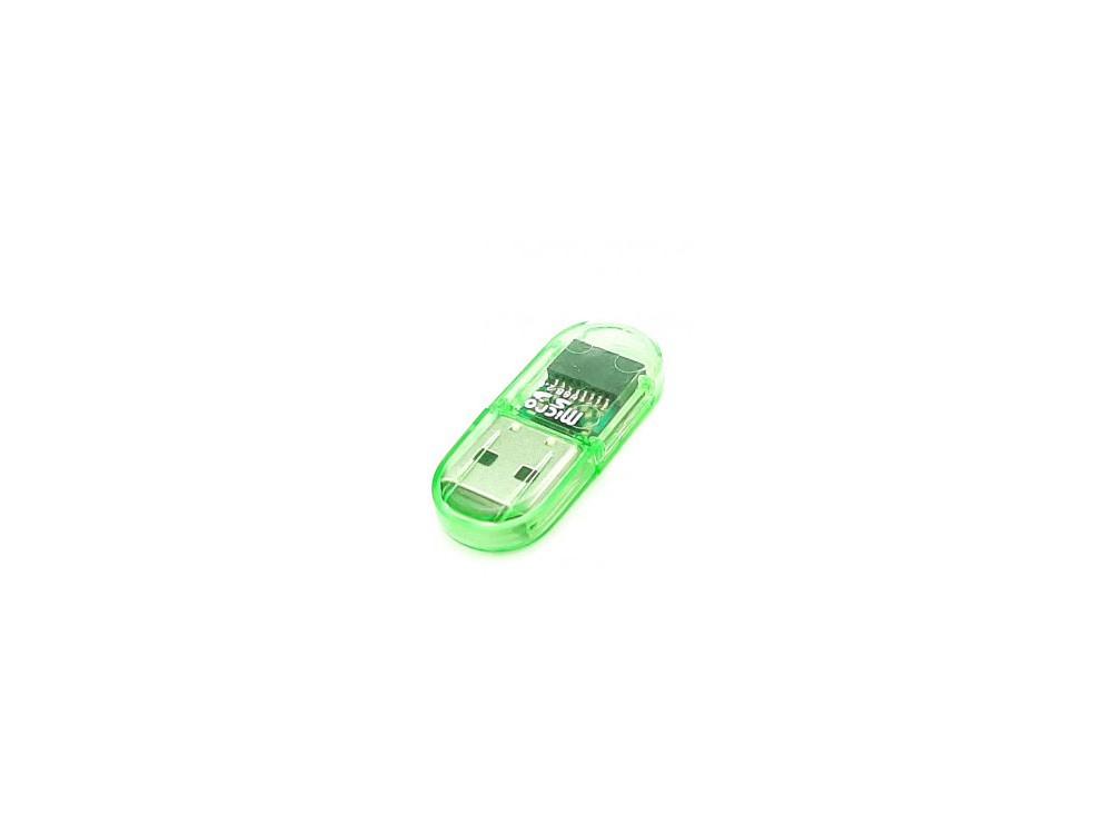 مموری ریدر تک کاره Micro SD USB 2.0 شیشه ای مدل B