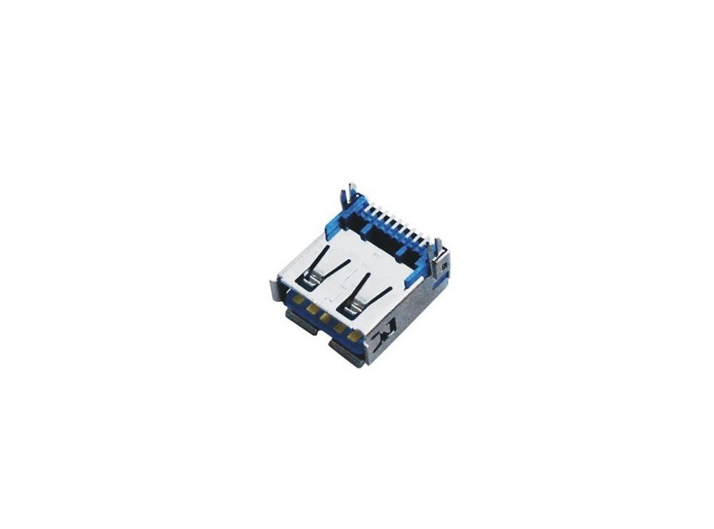 کانکتور USB3.0 A مادگی SMD