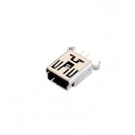 کانکتور USB Mini روبردی ایستاده