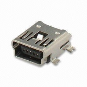 كانكتور USB-B MINI-SMD
