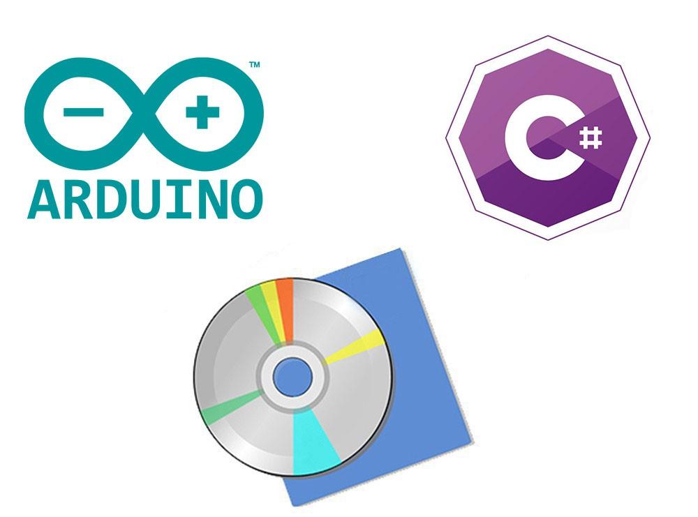 مجموعه جامع و پیشرفته آموزش سی شارپ و ارتباط با آردوینو