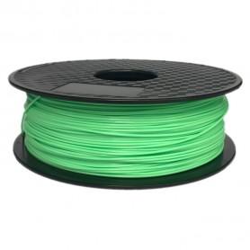 فیلامنت 1Kg پرینتر 3 بعدی PLA سبز قطر 1.75mm
