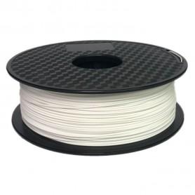فیلامنت 1Kg پرینتر 3 بعدی PLA سفید براق قطر 1.75mm