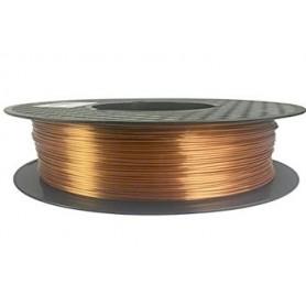 فیلامنت 1Kg پرینتر 3 بعدی PLA طلایی قطر 1.75mm