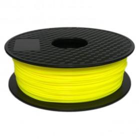 فیلامنت 1Kg پرینتر 3 بعدی PLA زرد قطر 1.75mm