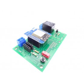برد کنترلر اینترنت اشیا IOX-300 دارای خروجی رله