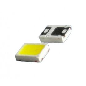 SMD LED پکیج 2835 سفید مهتابی 3V 0.2W 19-21LM کد E2835UW21B-10 مارک MLS رول 28000 تایی
