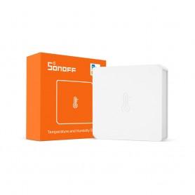 سنسور دما و رطوبت هوشمند SONOFF SNZB-02 دارای ارتباط ZigBee