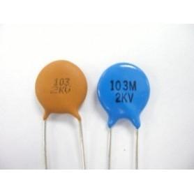 خازن سرامیکی 1nF / 1kV