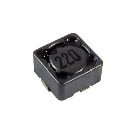 سلف 4.7uH 0.4A 4x4mm SMD
