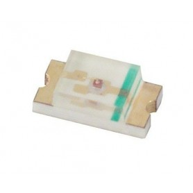 SMD LED آبی پکیج 1206