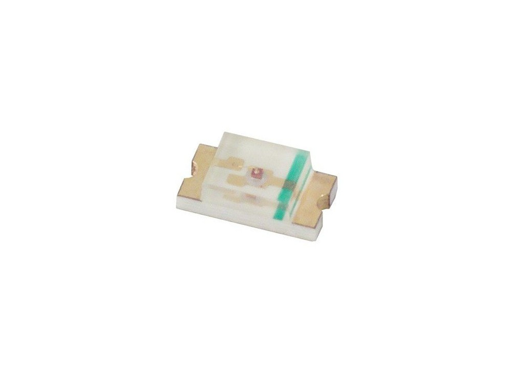 SMD LED زرد پکیج 1206