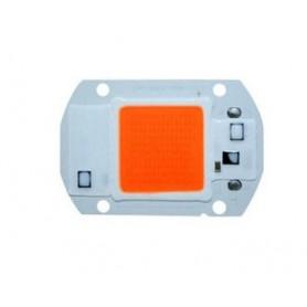 LED COB مخصوص رشد گیاه 20W 220V با درایور داخلی