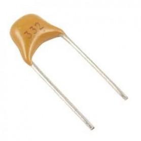 خازن مولتی لایر 3.3 نانو فاراد 332 - بسته 10 تایی