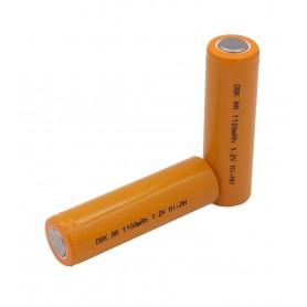 باتری قلمی قابل شارژ 1100mAh مارک DBK
