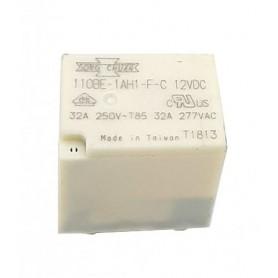 رله 12V تایوانی 4 پایه 32A مارک SONG CHUAN کد 110BE-1AH1-F-C