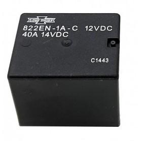 رله 12V قدرت تایوانی 6 پایه مارک SONG CHUAN کد 822EN-1A-C