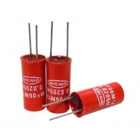 خازن 2.7nF / 100V MKS