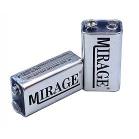 باتری کتابی 9 ولت مارک Mirage