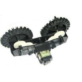 موتور گیربکس و چرخ پره ای مخصوص ربات