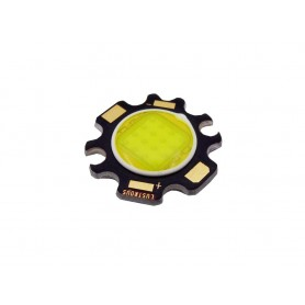 LED COB سفید مهتابی 7W-24V مدل LUSTROUS 5NWEG
