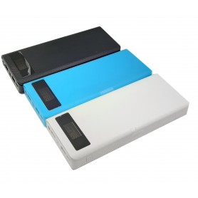 کیس پاوربانک فست شارژ VQ8 سه ورودی Micro - Type-C - Lightning و دو خروجی USB