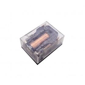 رله 12V شیشه ای 4 پایه ژاپنی مارک OMRON کد G6C-1117P