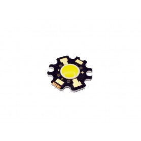 LED COB سفید طبیعی 5W-6V مدل LUSTROUS 5MWAGB