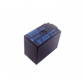 رله 12V مینیاتوری 4 پایه کره ای مارک YUYU کد UT210-12S