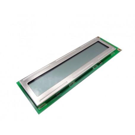 LCD کاراکتری صنعتی 2x24 مارک PVC تایوان