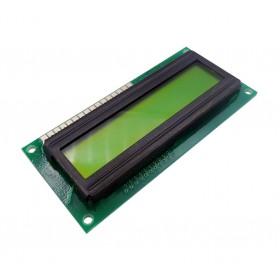 LCD کاراکتری صنعتی 1x16 مارک HYUNDAI بدون بک لایت