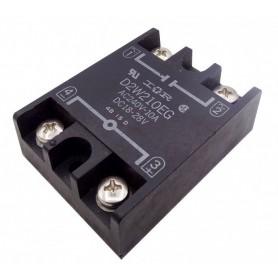رله حالت جامد SSR مرغوب 240VAC-10A کد D2W210EG