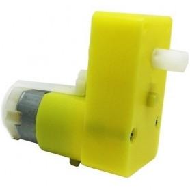 موتور گیربکس پلاستیکی یک طرفه رایت 1:48 250RPM