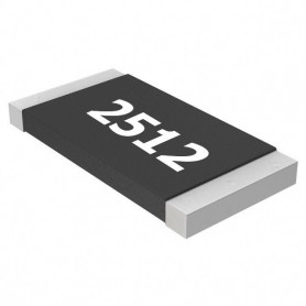مقاومت 510 اهم %1 پکیج SMD 2512