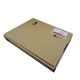 LED اوال 5mm قرمز شفاف مرغوب تایوانی مارک DAINA ELECTRONICS نواری بسته 1000 تایی