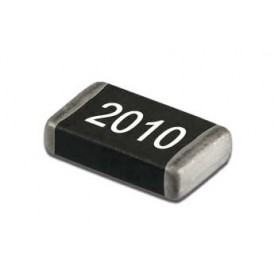 مقاومت 100 اهم 1% پکیج SMD 2010