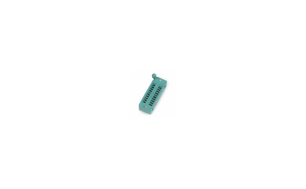 ZIF Socket 20 pin