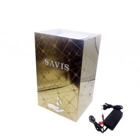 دستگاه ضدعفونی کننده دست SAVIS طلایی