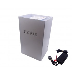 دستگاه ضدعفونی کننده دست SAVIS سفید