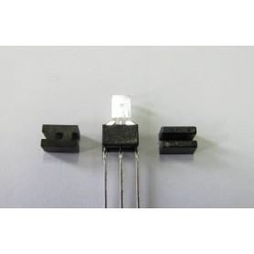 اسپیسر LED 3Pin ارتفاع 3mm بسته 50 تایی