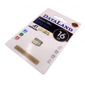کارت حافظه MicroSDHC مارک DATALAND ظرفیت 16GB