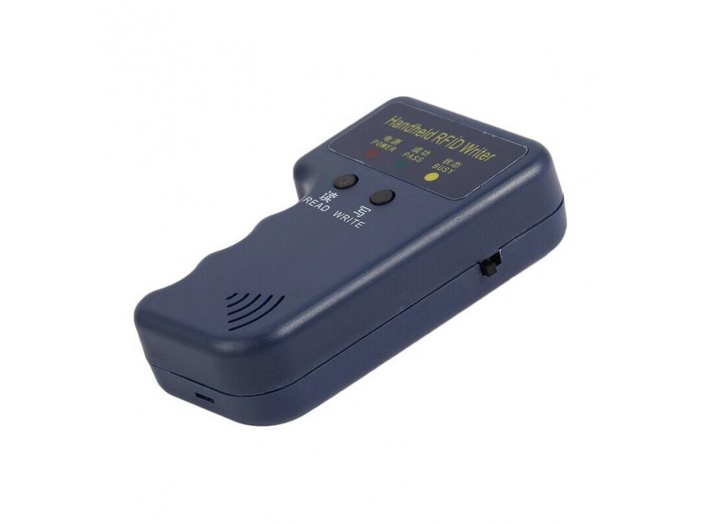 کارتخوان دستی RFID با قابلیت خواندن و نوشتن RFID EM4100 125KHz