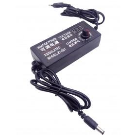 آداپتور متغیر 3 تا 12 ولت 5 آمپر بین راهی مدل ZY-001