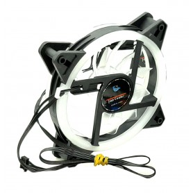 فن کیس LED کنترلی 12V سایز 12X12