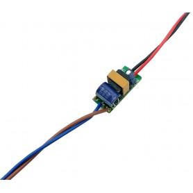 درایور LED (4-7)x1W