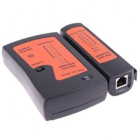 تستر شبکه و کابل RJ11/RJ45 tester