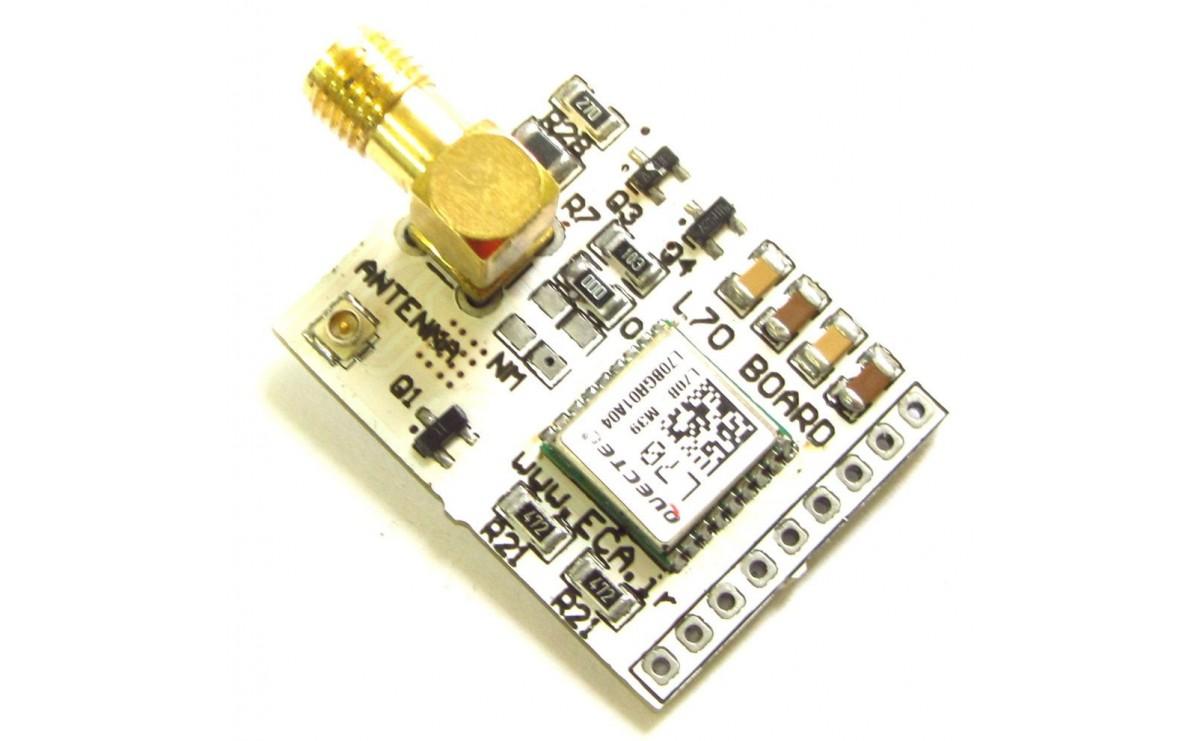 برد راه انداز GPS L70