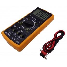 مولتی متر دیجیتال مدل DT-9205A مارک EXCEL