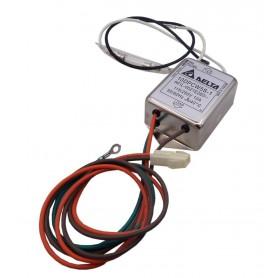 ماژول فیلتر EMI فلزی مارک DELTA مدل 10DPCW5S